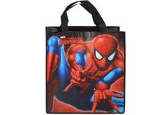 Spider-Man large tote bag for only $6.25! Shop unbeatable prices now at maysmerchandise.com! #spiderman #totebag