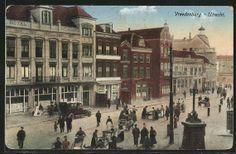 Utrecht, Vreedenburg Hotel de l´Europe