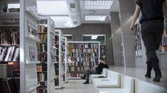 Public Library In Labin,© Ivan Dorotić