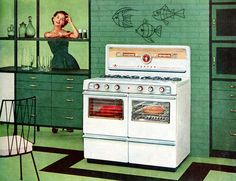 29 Best Atomic Kitchen images  ed21f6aab043