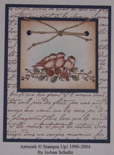 Feathered Hope by jreks - Cards and Paper Crafts at Splitcoaststampers