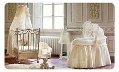 Vintage inspired royal baby nursery!