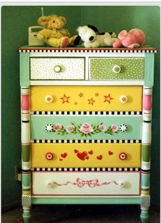 ✨❤️Repurpose Or Up-cycle Old Dressers❤️✨ #Home #Garden #Trusper #Tip