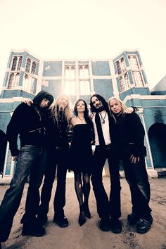 Nightwish - symphonic metal from Kitee, Finland