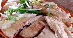 Dragon Star Suki Hainanese Chicken Rice @ Lorong Jintan 2 @ Taman Supreme @ Cheras. My favourite Hainanese Chicken.