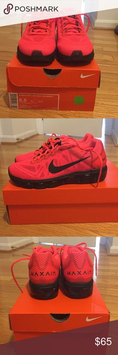 Nike AirMax Tailwind 7s Never worn neon pink tailwinds. Bought brand new. Women's 8.5. Nike Shoes Sneakers