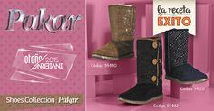 Zapatos fw15 Pakar Shoes Collection Pakar Moda Fashion
