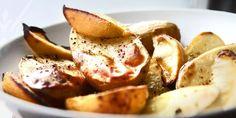 Slik lager du deilige, ovnsbakte poteter som blåser seg opp.