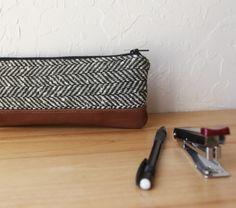 i want that herringbone/leather case