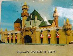 Lisa's Nostalgia Cafe--Dispensa's Kiddie Kingdom & Castle of Toys