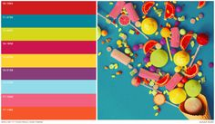 The Next Generation of Trend Forecasting Summer Fashion Trends, Color Stories, Coloring For Kids, Fashion Colours, Visual Merchandising, Color Trends, Color Inspiration, Tropical, Ss 17