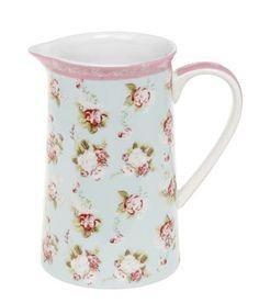 Floral China Jug | eBay UK