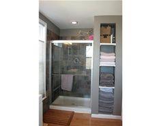 41 best tile images bathroom home decor bath room rh pinterest com Built in Shelves and Shower Seats Built in Shelves and Shower Seats