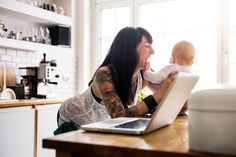 10 Ways Stay-at-Home Moms and Dads Can Make Extra Money-bogging
