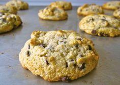 organic chocolate chip cookies - grain & gluten free