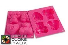 Stampo in silicone alimentare per Happy Sweetie - HSF03