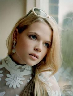 Gabriella Wilde, model and actress. Endless Love; Carrie; Three Musketeers.