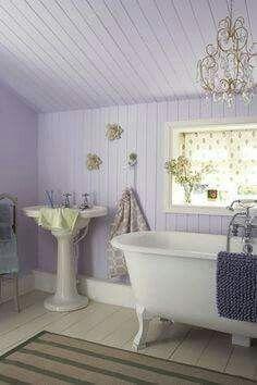 40 Best Lavender Bathrooms Images Lavender Bathroom