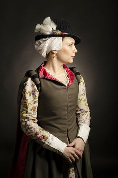 Me in middle-class elizabethan costume | Flickr - Photo Sharing!