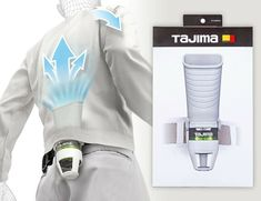 Tajima Seiryo Jacket Cooling System Body Mini Air Conditioner