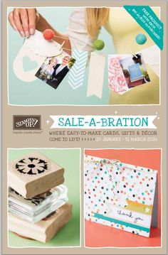 Sale-A-Bration Showcase - Brochure Cover