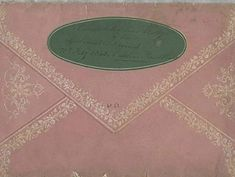 𝐬𝐩𝐨𝐭𝐢𝐟𝐲: 𝐥𝐮𝐯𝐢𝐧𝐢𝐚 <𝟑 𝐢𝐠: 𝟗𝟎𝐬𝐜𝐚𝐭𝐚𝐥𝐨𝐠 Mood And Tone, Rose Colored Glasses, Vintage Book Covers, Pink Design, Pink Paper, Card Envelopes, Vintage Valentines, Letter Writing, Mail Art