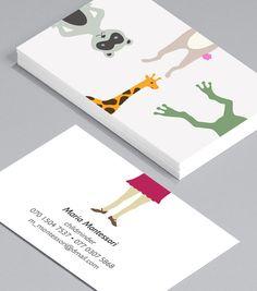 Designvorlagen für Visitenkarten durchstöbern