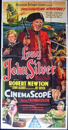 Long John Silver(1954)