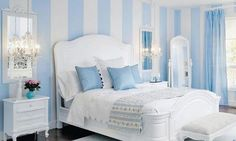 light blue walls - Google Search