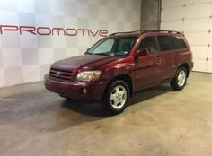 2006 Toyota Highlander #ProMotiveAutoBrokers #ProMotive #Auto #UsedCars #StLouis #MO #Missouri #Cars #Trucks #SUVs