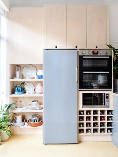 plywood kitchen ideas