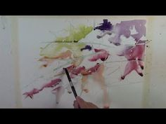 """FALL FOLIAGE"" Step by step Narrated Transparent Watercolor Tutorial - YouTube"