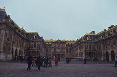 Paris - Dia 3: Versalhes | Cidade das Cerejas