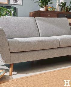 SOHO Sofa Smile Day | natürliches Wohnen, Sofa und Grau