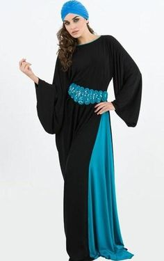 Elegant and stylish Abaya for Girls is now a fashion among girls Abaya Designs 2014 Abaya Designs Latest Dubai Bahrain. Abaya Designs Latest, Trendy Fashion, Womens Fashion, Fashion 2016, Latest Fashion, Modest Wear, Maxi Styles, Islamic Fashion, Islamic Clothing