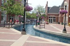 Downtown Pella Iowa- Never thought I'd want to go to this state. Now i love it!!