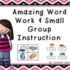 This is  a comprehensive and FUN 161 unit that has pieces for small group instruction, whole group instruction and independent literacy centers.  T...