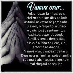 Vamos orar