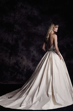 Sweetheart Ball Gown Wedding Dress - Style #4606 | Paloma Blanca