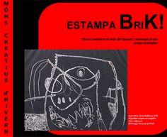 """Vuelve """"Mòns creatius d´hivern"""" en la Fundación Pilar y Joan Miró. Actividades familiares para aprender creando."""