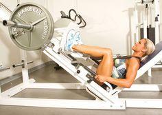 45-Degree Leg Press