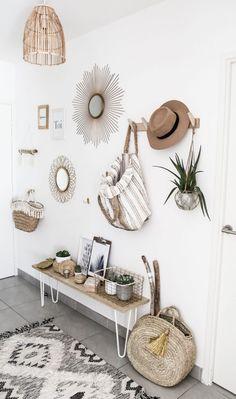 decorar entrada, decorar recibidor, estilo nordico, decoracion nordica, interiorismo, barcelona, alquimia deco, lamina descargable, lamina nordica