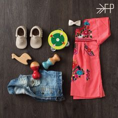 Love this little girl outfit idea from Freshly Picked (outfit details on Instagram) #kidsfashion
