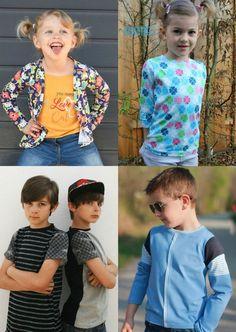 Das Little Jersey Shirt gibt es für euch in 3 Varianten- BOY, GIRL und BASIC. Zudem gibt es für schmale Kids eine separate Passform. Dieser Schnitt ist in den Grössen 92-152 erhältlich DOWNLOAD Sch…