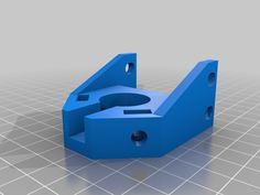 Proxxon Micromot to 2040 rail mounts by ipeerbhai - Thingiverse