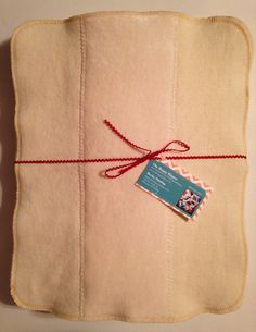 Bamboo Velour Topped Trifold Cloth Diapers (Organic Bamboo or Organic Hemp and Bamboo Velour)