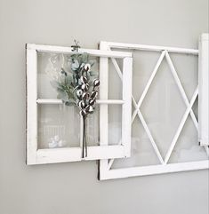 Creating a Window Wall with Old Windows - MY 100 YEAR OLD HOME - I love collecting old vintage windows. My latest project is creating a wall of old windows on our f - Vintage Window Decor, Window Wall Decor, Vintage Windows, Old Windows, Room Window, Windows Decor, Antique Windows, Window Frames, Old Window Projects