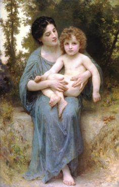 Mary & Jesus by Bouguereau 04 | Flickr - Photo Sharing!