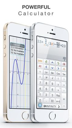 Calculator # - This app is very much different from that of the conventional calculators and this refined Calculator # will grant you a unique experience. Additionally, this happens to be THE ONLY FREE CALCULATOR that is known to support algebra. It also supports many features many features which includes the solving of equations and they enlist with aid to solve all work very rapidly.