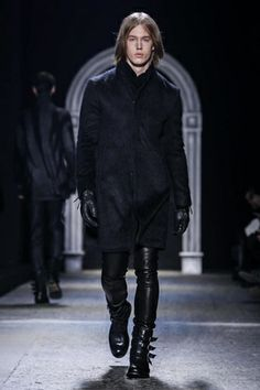 John Varvatos Menswear Fall Winter 2014 Milan - NOWFASHION